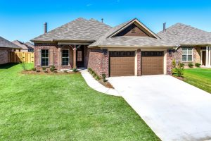 Brick And Wood House - Beautiful house with brick exterior along with wood paneled shutters